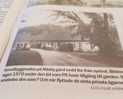 Näsby Gård Boningshus K-bladetdd